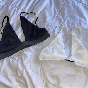 2 bras. Skins inspired